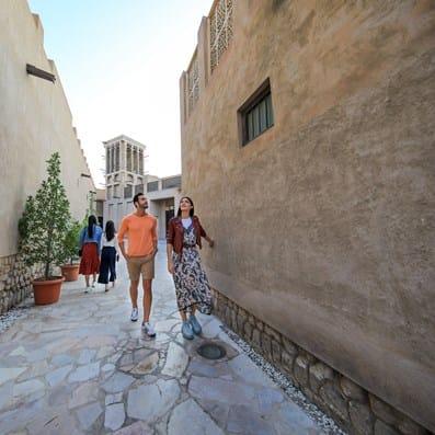 Дубай старый город недвижимость за рубежом малышевой елены