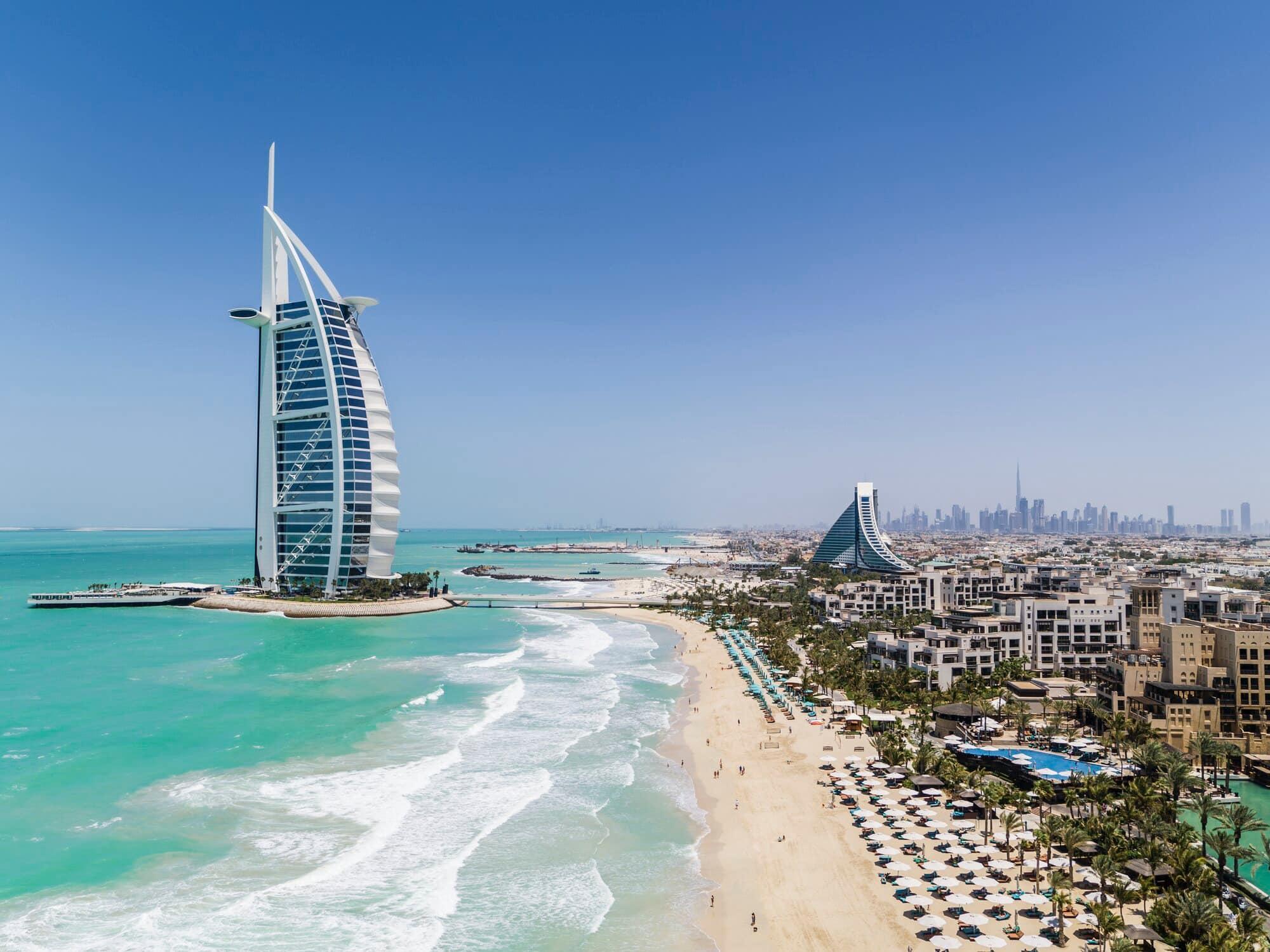 Date un'occhiata alle più belle spiagge di Dubai | Visit Dubai