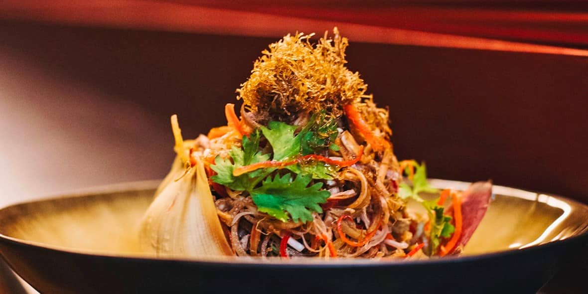 Бронирование столика. 7 лучших ресторанов высокой кухни в Дубае.